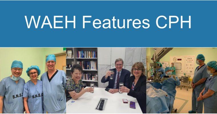 World Association of Eye Hospital Features CPH