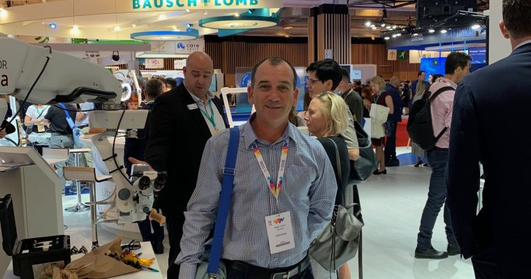 PresMed Attends Annual ESCRS Conference